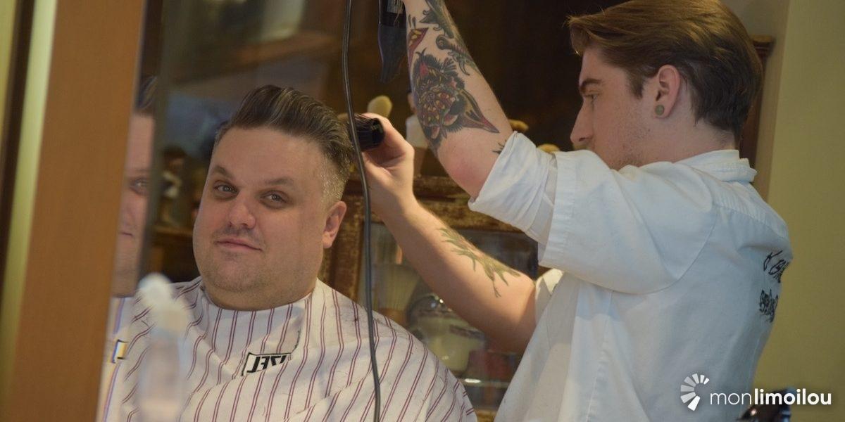 Coquetterie masculine au Barbier Le Gentlemen | 16 novembre 2017 | Article par Dominic Champagne