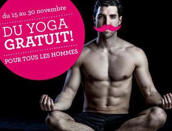 Yoga gratuit pour tous les hommes | Namaste Yoga Limoilou