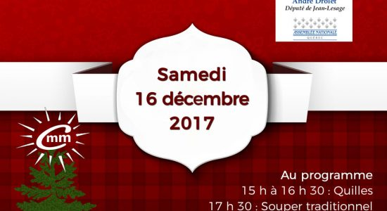 Souper Noël 2017