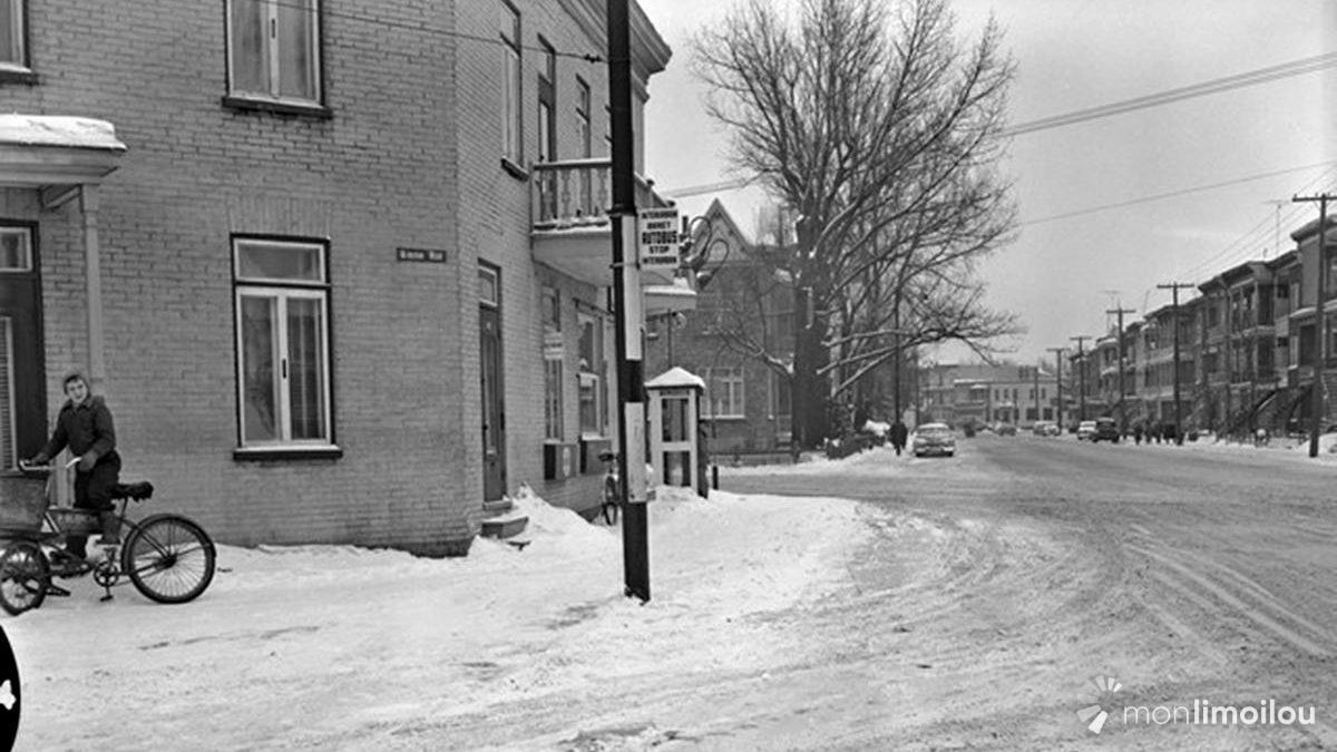 Limoilou dans les années 1950 (39) : intersection 4e Avenue et 8e Rue | 21 janvier 2018 | Article par Jean Cazes
