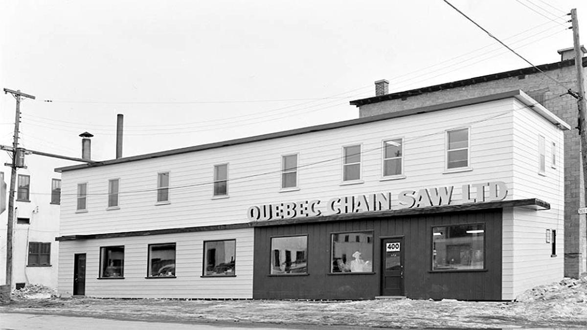 Limoilou dans les années 1950 (38) : entreprise Quebec Chain Saw | 7 janvier 2018 | Article par Jean Cazes