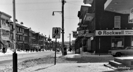 Limoilou dans les années 1960 (31) : vous souvenez-vous de Rockwell? - Jean Cazes