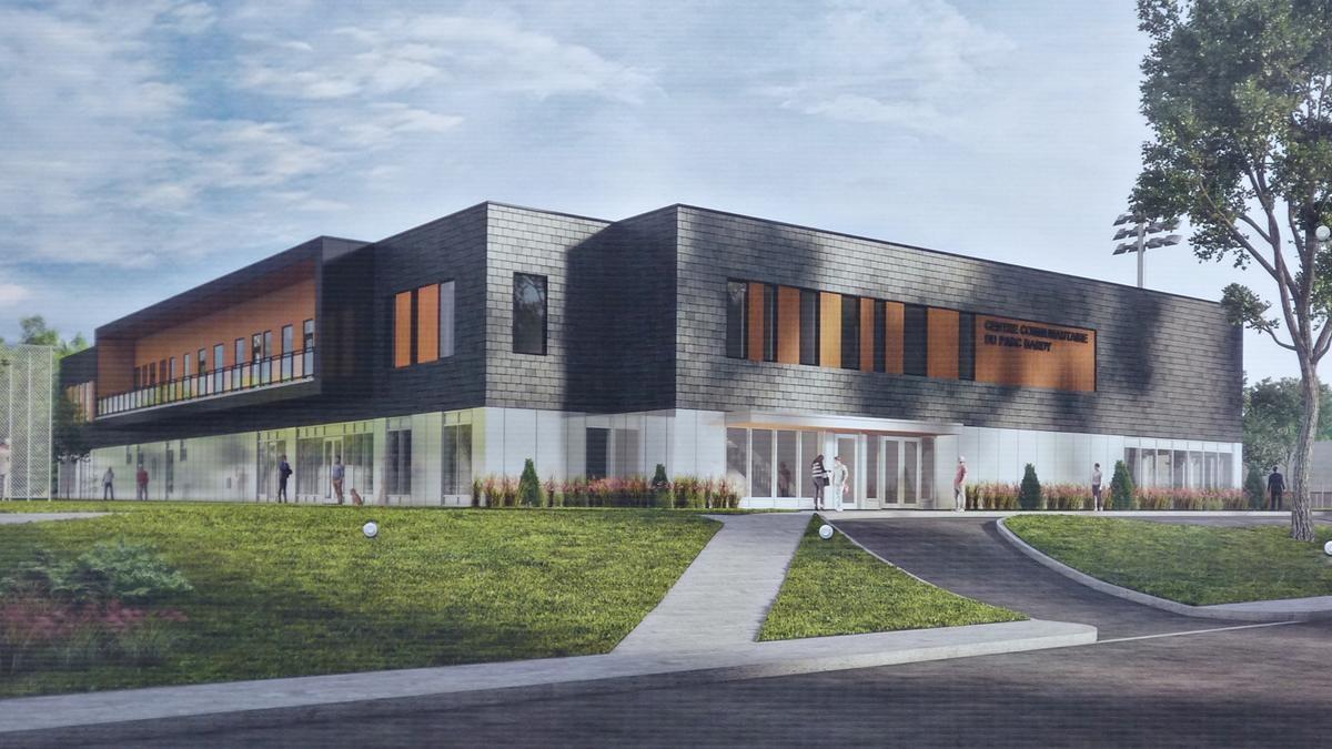 Déménagement du centre Mgr-Marcoux : construction en cours de la nouvelle bâtisse | 8 janvier 2018 | Article par Jean Cazes