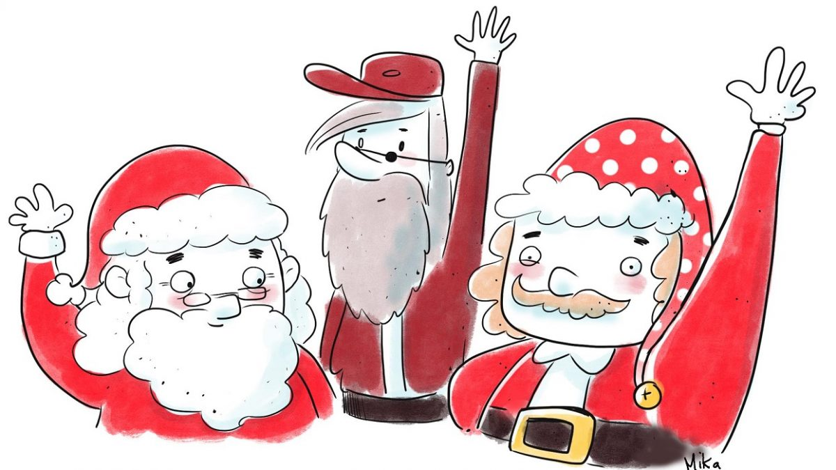 De la fée du Mile End au vrai père Noël de Limoilou | 13 décembre 2017 | Article par Suzie Genest