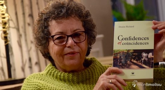 Denise Richard : un premier roman ancré dans Limoilou - Viviane Asselin
