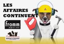 Promo sur les produits Fromm | Poils et plumes