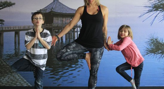 Yoga parent enfant (3 à 5 ans)