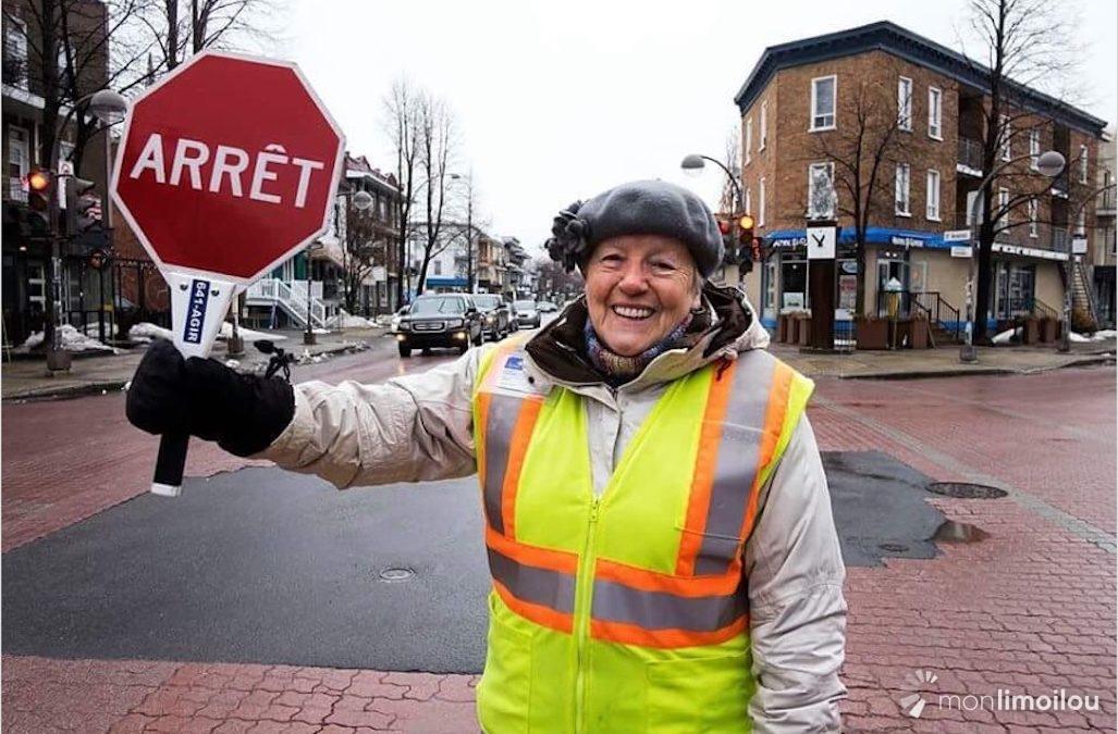 Portrait Social Derby : à la rencontre de la brigadière de la 3e Avenue | 3 janvier 2018 | Article par Jessica Lebbe