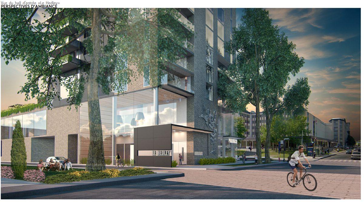 Tour de 18 étages: «Un projet qui n'a pas sa place à Limoilou» | 18 janvier 2018 | Article par Viviane Asselin