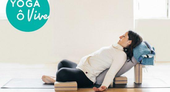 Atelier de yoga restaurateur