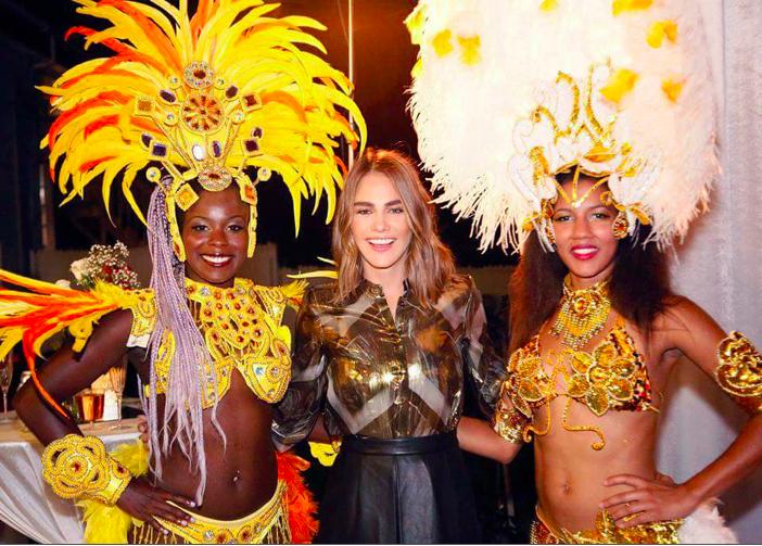 La danseuse professionnelle Laeticia Mogène participera au Carnaval de Rio | 31 janvier 2018 | Article par Monlimoilou