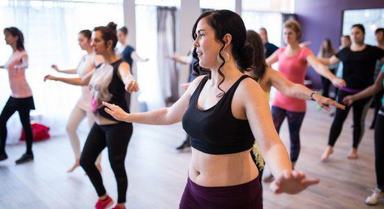 Semaine d'essais gratuits des cours de danse au Studio danse mirage