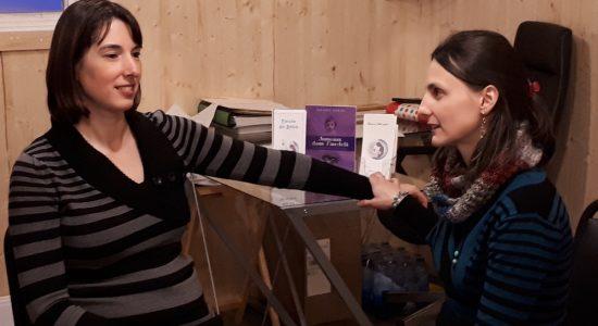 Virginie Daries, traductrice de bébé et praticienne de l'hypnose périnatale - Joanie Bourassa-Guillemette