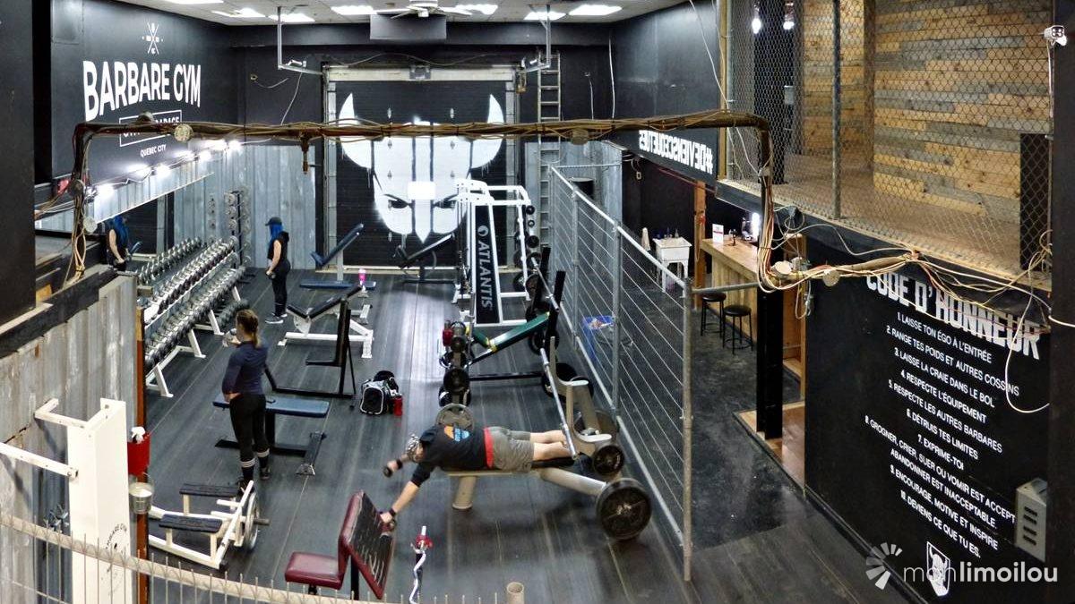 Barbare Gym : pour une communauté forte | 22 mars 2018 | Article par Julie Gouin