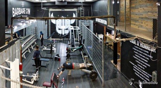 Barbare Gym : pour une communauté forte - Julie Gouin