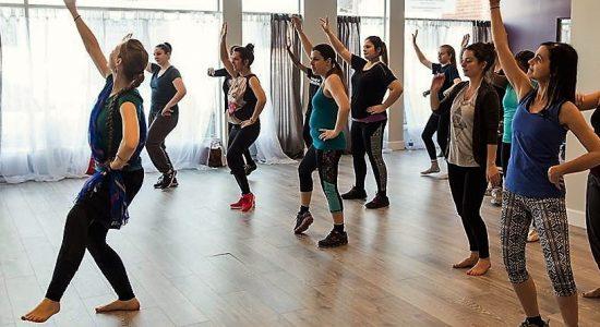 Cours de Cardio Bhangra au Studio Danse Mirage le mardi à 18h00 (à la session ou à la séance)