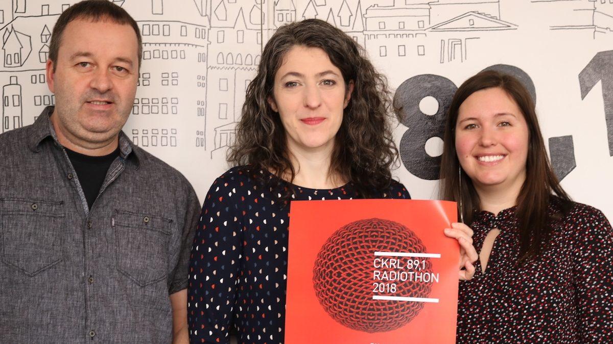 Radiothon 2018 : CKRL dévoile sa programmation | 29 mars 2018 | Article par Monlimoilou