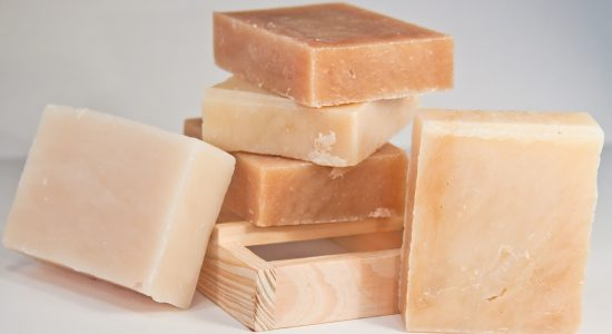 Fabrication de savon (atelier)
