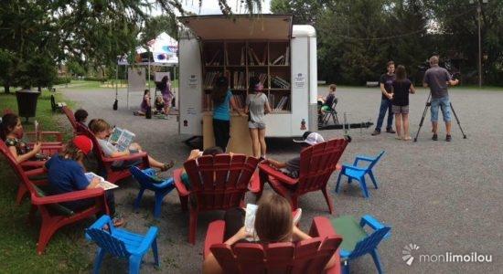 Festival Québec BD : quand le 9e art envahit Limoilou - Raymond Poirier