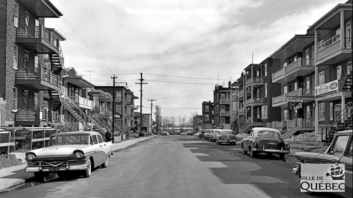 Limoilou dans les années 1960 (95) : la 17e Rue | 6 mai 2018 | Article par Jean Cazes