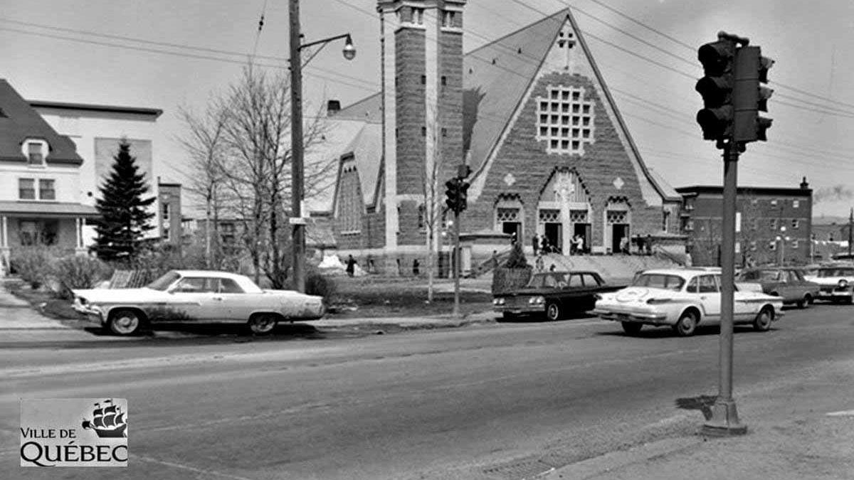 Limoilou dans les années 1960 (94) : église Saint-Pascal | 28 avril 2018 | Article par Jean Cazes