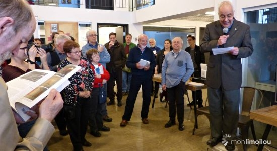 Succès de foule pour le lancement de <em>L'église Saint-Charles de Limoilou</em> - Jean Cazes