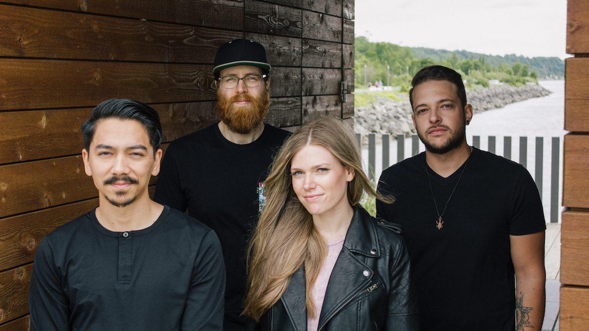 Un premier album à échelle humaine pour le groupe Émeraude | 24 avril 2018 | Article par Stéphanie Vincent