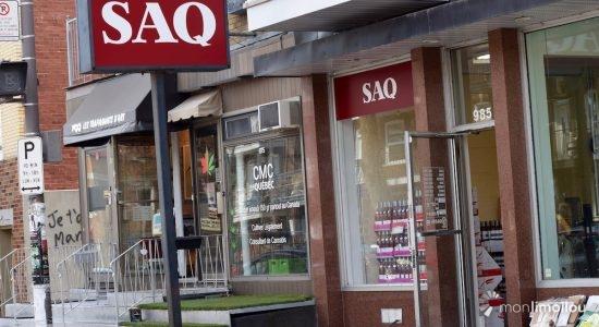 Déménagement temporaire de la SAQ 3e Avenue - Viviane Asselin