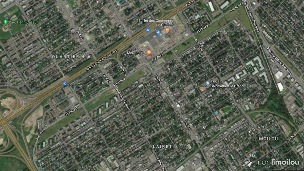 Terrains 41e Rue : la Ville de Québec démontre un intérêt | 11 avril 2018 | Article par Viviane Asselin