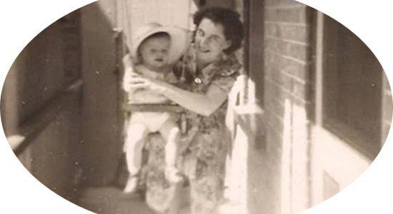 Hommage à ma mère - André Lévesque