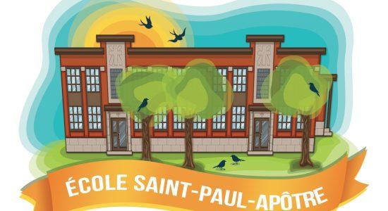 Grand Défi Pierre Lavoie : l'école Saint-Paul-Apôtre dans la course - Viviane Asselin