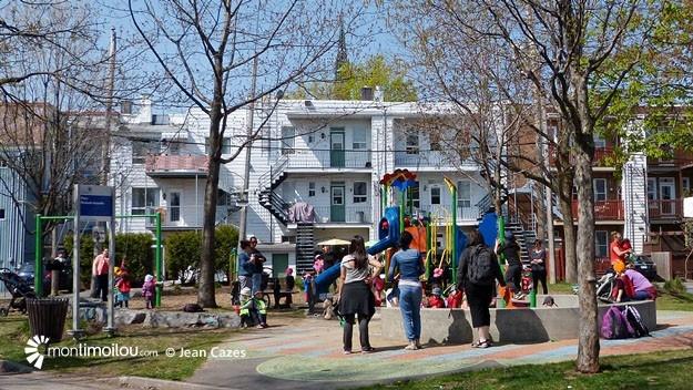 Parc Roland-Asselin : une décision de la Ville sème l'émoi chez les usagers | 12 juin 2018 | Article par Raymond Poirier
