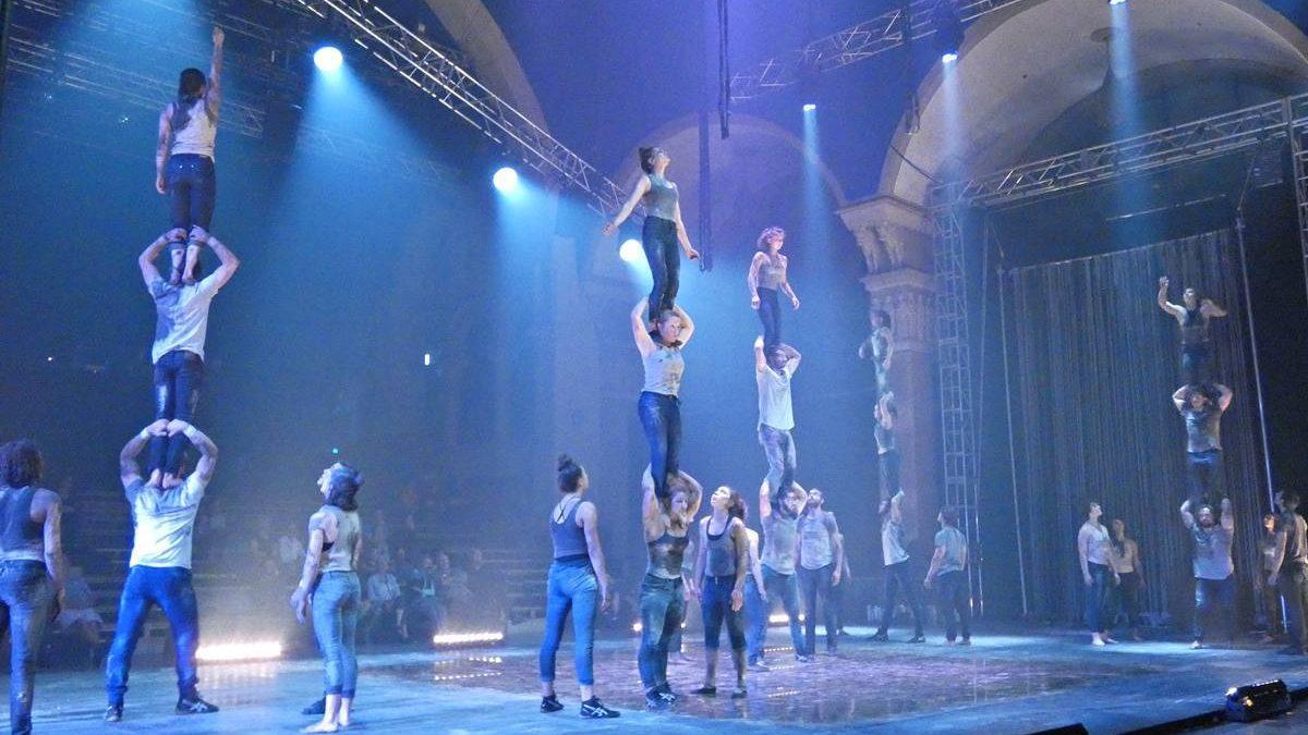 <em>Je ne te vois plus</em> : du cirque pour tous les sens | 8 juin 2018 | Article par Viviane Asselin