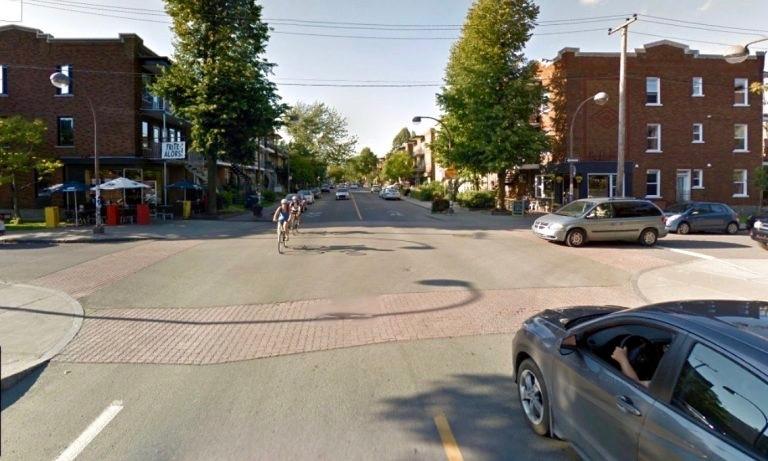 Feu vert à la bande cyclable sur la 3e Avenue | 21 juin 2018 | Article par Viviane Asselin