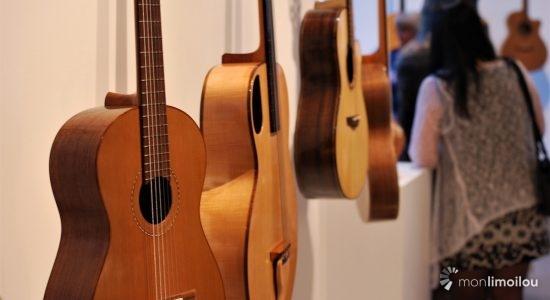 Guitare classique de Frédéric Pearson, luthier de la relève.