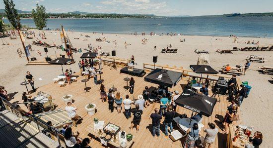 La Baie de Beauport s'anime pour l'été - Monlimoilou