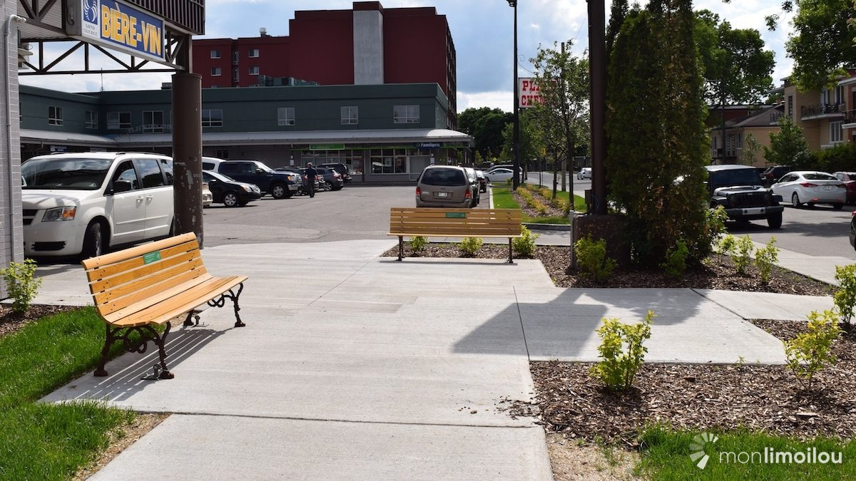 Fête de quartier de Lairet et inauguration d'une placette publique | 7 juin 2018 | Article par Viviane Asselin