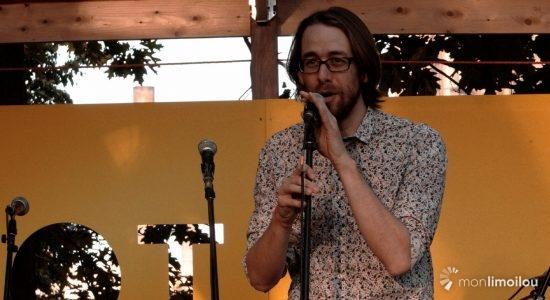 Édouard-Julien Blanchet, cofondateur et coordonnateur d'Espaces d'initiatives