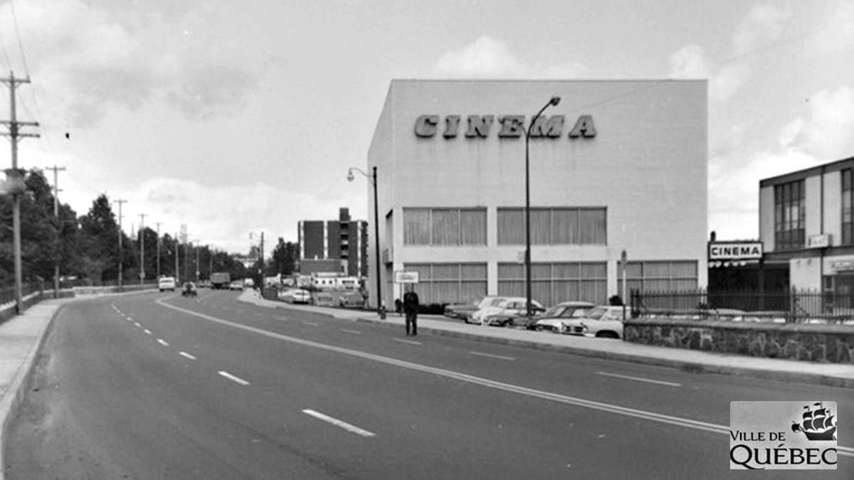Limoilou dans les années 1970 (30) : le Cinéma Canardière | 21 juillet 2018 | Article par Jean Cazes