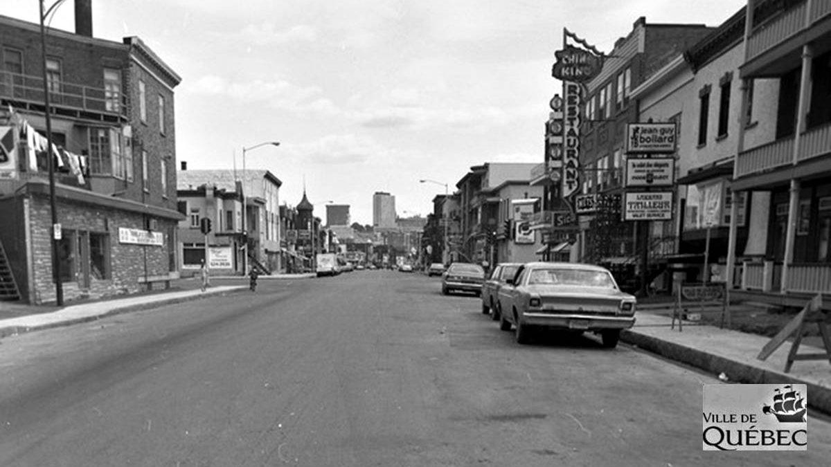 Limoilou dans les années 1970 (33): la 3e Avenue et son China King | 2 septembre 2018 | Article par Jean Cazes