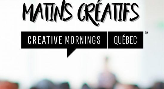 Matins créatifs avec Creative Morning