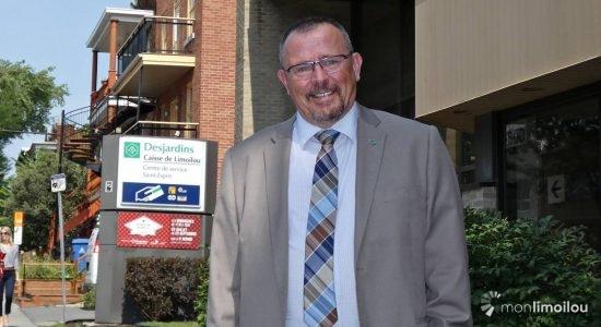 Dix personnalités qui ont marqué le quartier – Robert Desrosiers - Jean Cazes