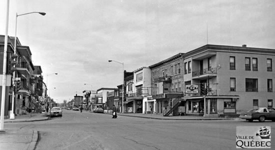 Limoilou dans les années 1980 (15) : intersection de la 3e Avenue et de la 4e Rue - Jean Cazes
