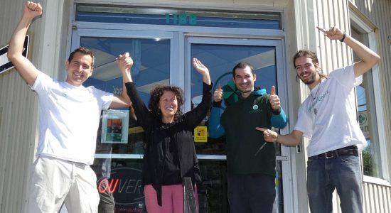 Défi Gaïa: ramer, pédaler et courir pour la bonne cause - Viviane Asselin