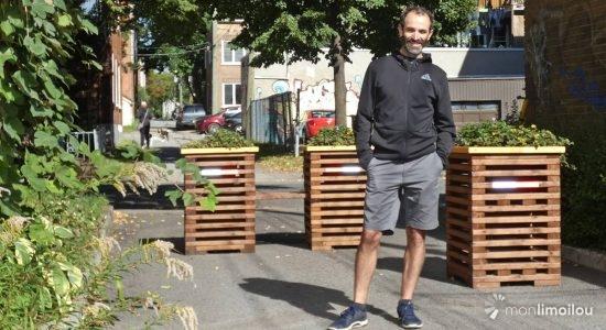 Dix personnalités qui ont marqué le quartier – Érick Rivard - Jean Cazes