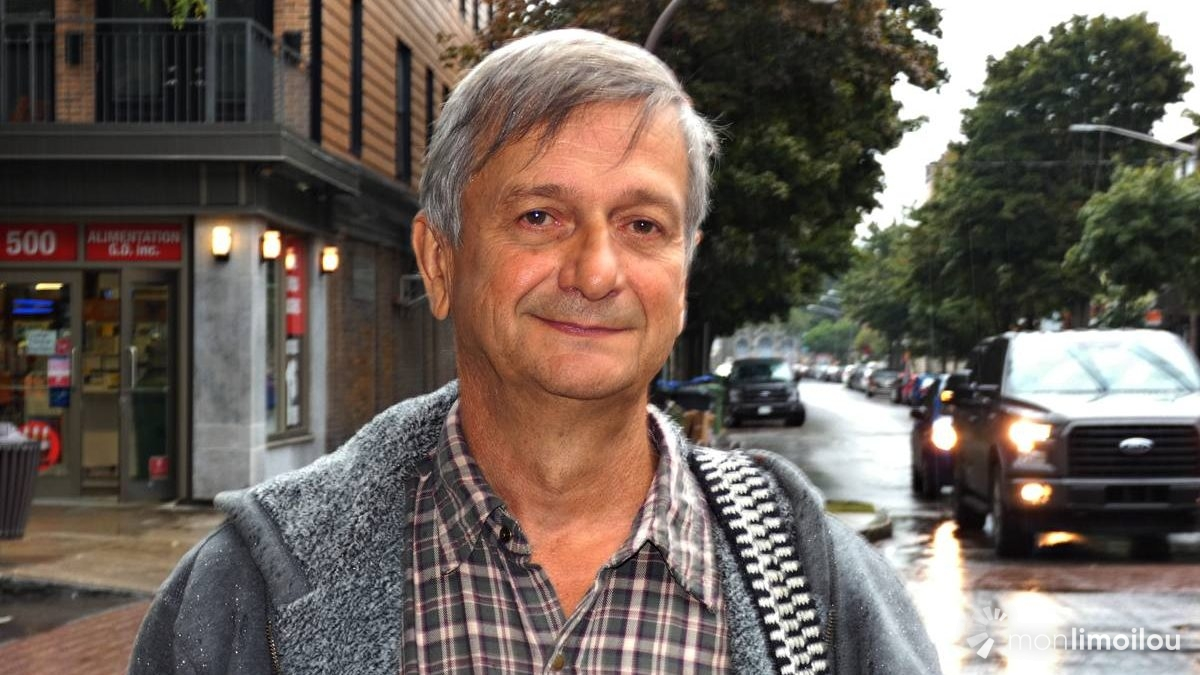 Claude Moreau, candidat du Parti marxiste-léniniste du Québec dans Jean-Lesage | 22 septembre 2018 | Article par Baptiste Piguet