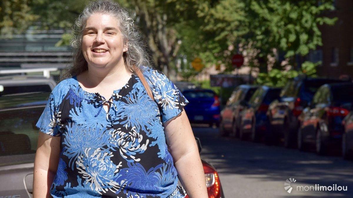 Anne DeBlois, candidate pour le Parti conservateur du Québec dans Jean-Lesage | 12 septembre 2018 | Article par Viviane Asselin