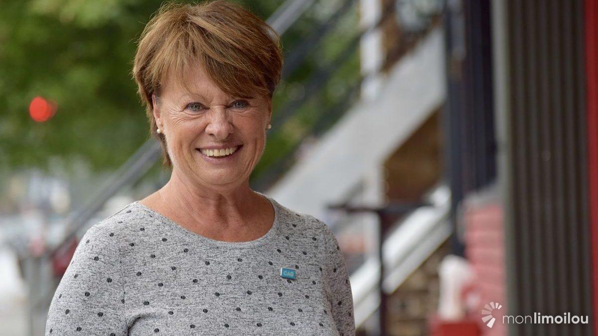 Christiane Gamache, candidate pour la Coalition avenir Québec dans Jean-Lesage | 16 septembre 2018 | Article par Baptiste Piguet