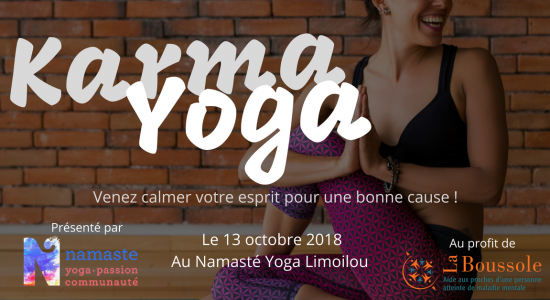Karma Yoga pour La Boussole