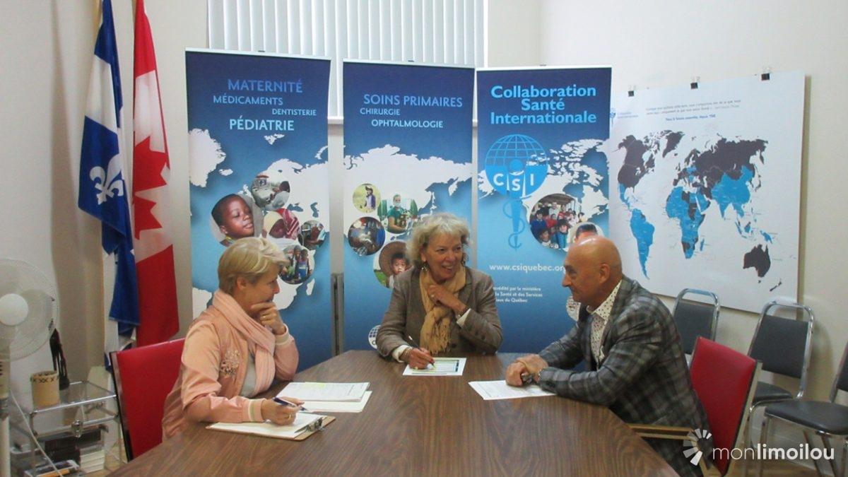 Cinquante ans d'aide humanitaire pour Collaboration Santé Internationale | 24 novembre 2018 | Article par Vincent Auclair